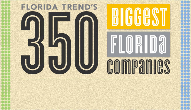 Florida Trend's 350 Biggest Florida Companies