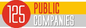 125 Public Companies