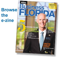 Click to browse the Business Florida e-zine!