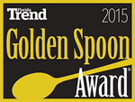 Florida Trend's Golden Spoon Award 2014