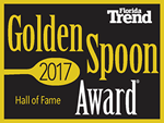 Florida Trend's Golden Spoon Hall of Fame